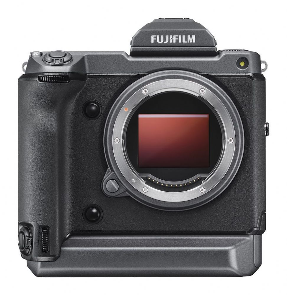 Fujifilm GFX 100 Medium Format Camera Body | UK Camera Club